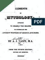 BL725 Elements of Mythology 1821