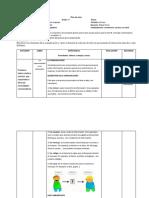 Plan de clase los medios de comunicación y sus elementos 3°