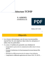Architecture TCP-IP 17-18