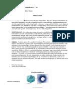 Transcrição Microbiologia Aula 1