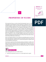 Mechanical Properties of Fluid Surface Tension and Viscosity