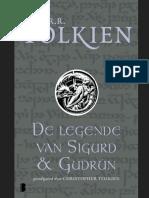 De Legende Van Sigurd en Gudrun - Tolkien, J.R.R