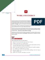 Work Energy Nios
