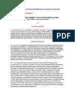 Manual de Oncologia Clínica - Hospital Sírio Libanês - Trecho