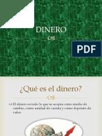Exposición de F.macroeconomía Dinero