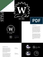 UW Car Club Style & Branding Guide