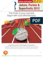 Fn Juices Pure Es Super Fruits 2012