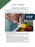 Dieta para definir o abdômen.docx