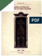Escragnole Doria, Pedro II