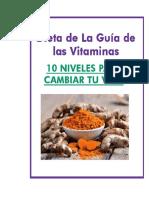 Dieta de La Guia de Las Vitaminas