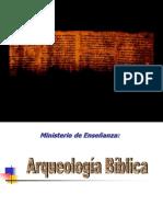 Modulo Arqueolgia Biblica