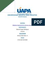 Tarea 5 de Didactica Especial de La Ciencias Sociales