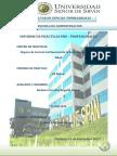 Informe de Desempeño Final - Practicas Pre Profesionales - PDF