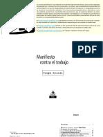 Manifiesto contra el trabajo - Grupo Krisis.pdf
