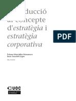 L'Estratègia Corporativa_Mòdul1_Introducció Al Concepte d'Estratègia i Estratègia Corporativa UOC