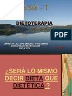 Dietoterapia Clase Kike Unsm - t