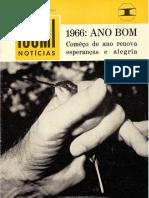 ICOMI Notícias 25 (Janeiro de 1966)