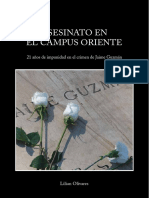 Libro Asesinato J.G
