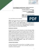 Casacion 19281 2016 Lima Choferes de Altos Funcionarios Publicos Son Trabajadores de Confianza