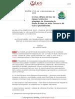 Lei Complementar 29 2006 Sinop MT Consolidada [20!12!2017]