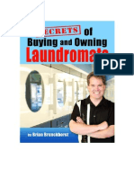 Secrets of Buying and Owning Laundromats (Preview)