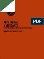 Arte Digital & Videoarte - Donald Kuspit