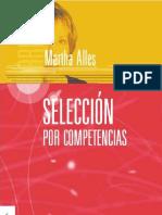 Martha Alles Seleccion Por Competencias