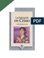 La Salvacion en Cristo Por David d Ducan