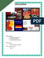 Reunificación alemana
