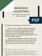 Wawasan Nusantara (Mira)
