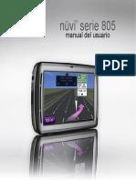 Manual Usuario Nuvi 885T