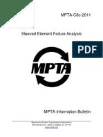 MPTA C8 2012 Sleeved Element April 2012