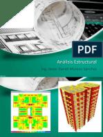 1.4 Metodo de Analisis Estructural