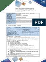 Guía de Actividades y Rúbrica de Evaluación - Fase 2 - Diseñar y Modelar Un Sistema de Telemetría