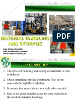 1. MatHandling and Storing