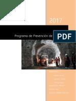 Informe Minería Avance