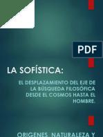 Sofistas, Sócrates y Platón. FG-CN y M.
