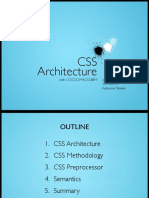 cssarchitecture-140309013524-phpapp01