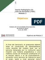 6 Presentacion FdD Mód. 2