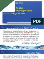Clase 05 Crisis Del Agua