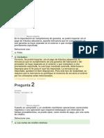 Evaluacion Inicial Fundamentos de Los Negocios Internacionales