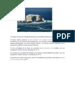 La Ciudad Comuna de Antofagasta Presenta Una Variedad Climática de Cuatro Tipos