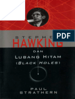 Stephen Hawking Dan Lubang Hitam - Paul Strathern