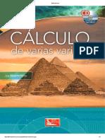 MATE Cálculo de Varias Variables - Ana Elizabeth García Hernández