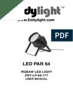 Led Par 64 Manual b 2015