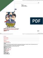 Chibi Sasuke's Sharingan Legend, Vol. 3