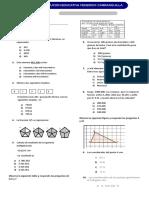 Examen Grado 5 Matematicas