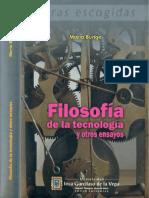 Bunge, Mario - Filosofia de la tecnologia y otros ensayos.pdf