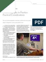 Ultrasonograph y Devices