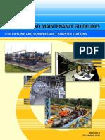 O&M Guidelines Pipeline & Compressor Revision 3